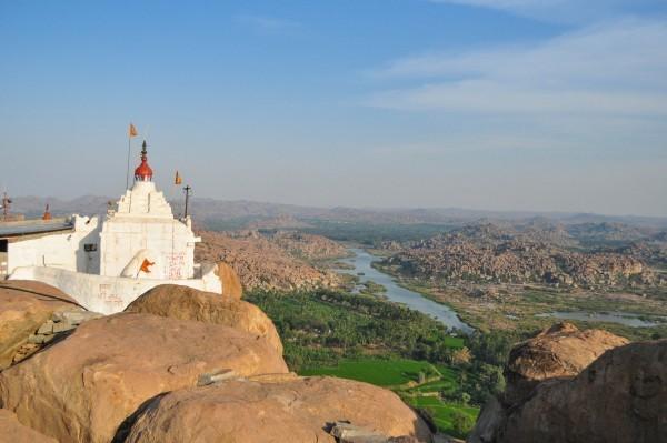 Anjanadri Hill