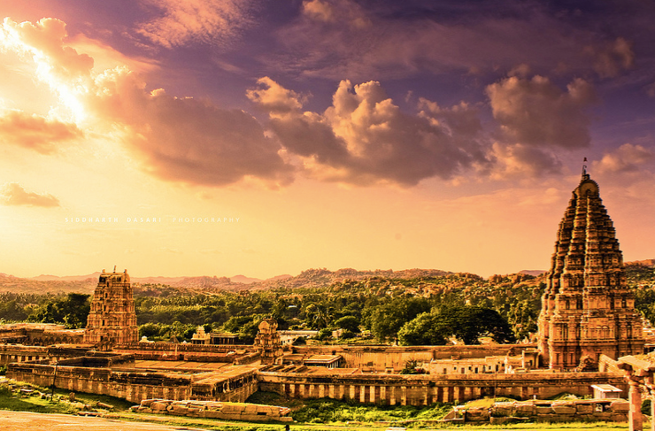 A Weekend in Hampi - Travspire 10 Most Beautiful Places In The World To Visit